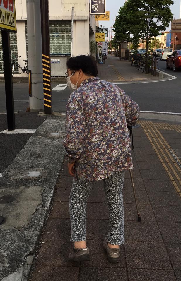 とめ子さん 2016.6.8
